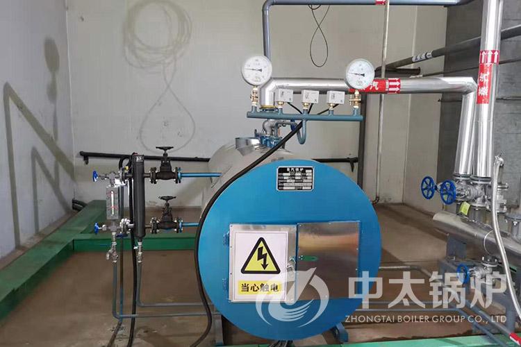 东华舰化工有限公司0.5吨电蒸汽锅炉