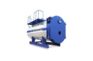WNS型超低氮燃油燃气锅炉