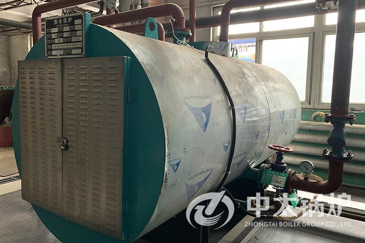 河北煤矿2吨电加热常压热水锅炉