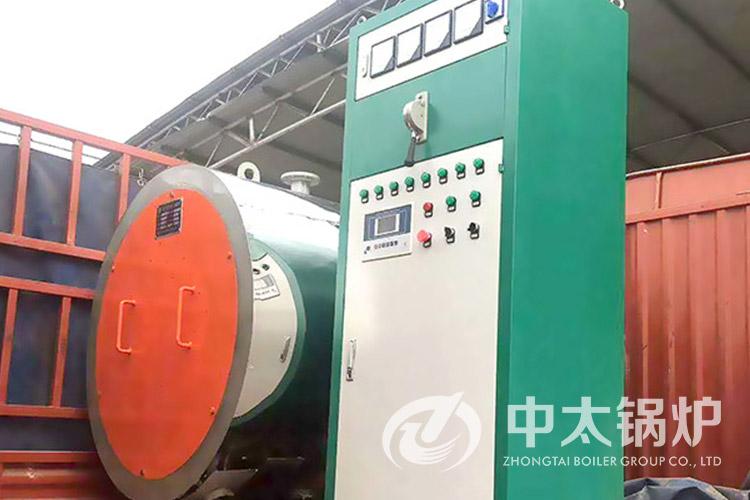 大连建材厂0.5吨电加热蒸汽锅炉