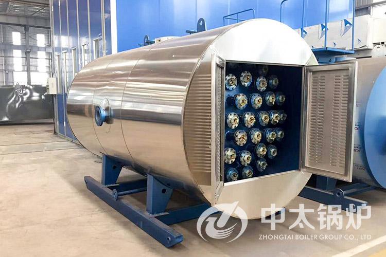鹤山市创顺五金制伞有限公司1吨电常压热水锅炉