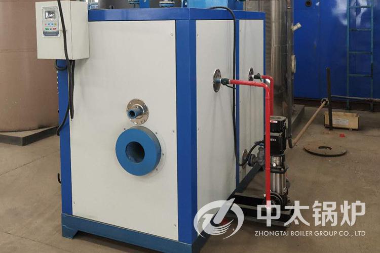 陕西某化工厂2台电加热蒸汽发生器