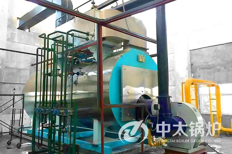 山东化工厂20吨蒸汽锅炉