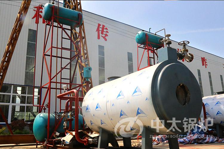 西安油脂设备厂200万大卡导热油炉
